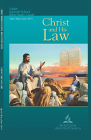 Christ and His Law